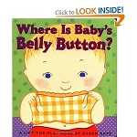 Where is Baby's Belly Button Book